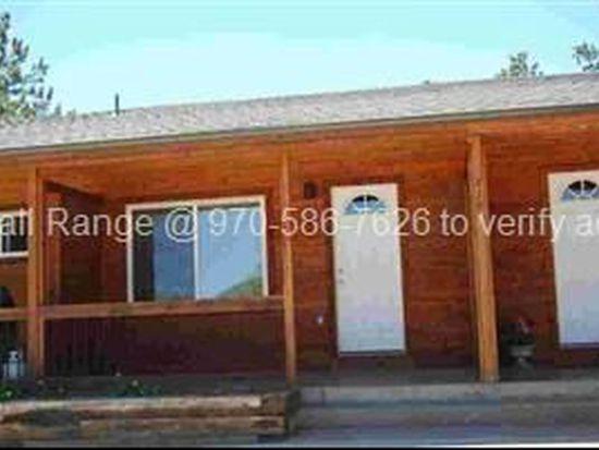 418 Stanley Ave UNIT 2, Estes Park, CO 80517
