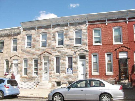 2116 W Fayette St, Baltimore, MD 21223