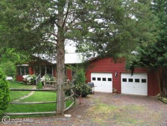 8339 Old Stillhouse Rd, Rixeyville, VA 22737