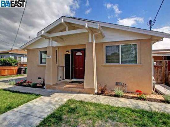 762 Folsom Ave, Hayward, CA 94544