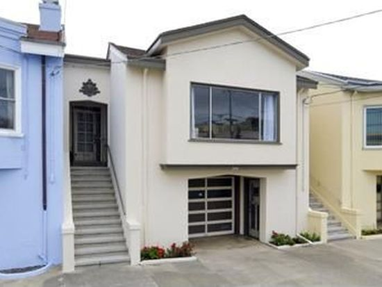 870 42nd Ave, San Francisco, CA 94121