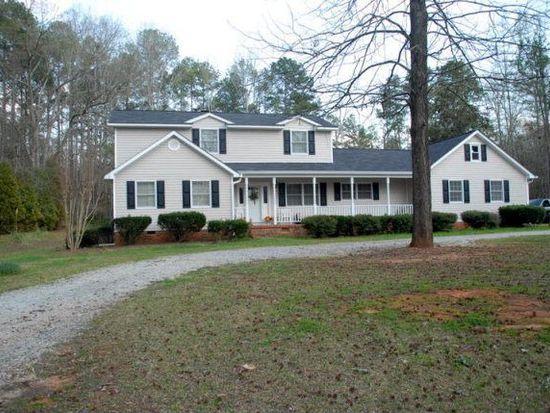 206 Acres Rd N, Greenwood, SC 29649