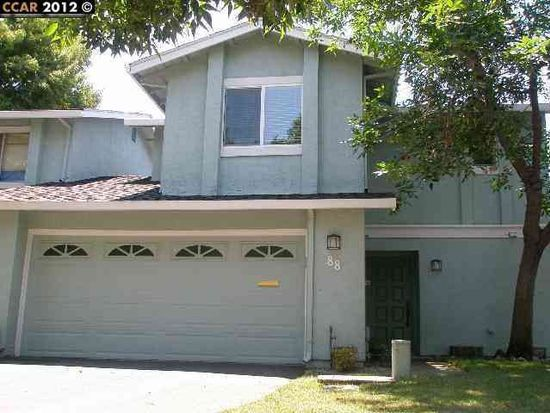 88 Fountainhead Ct, Martinez, CA 94553