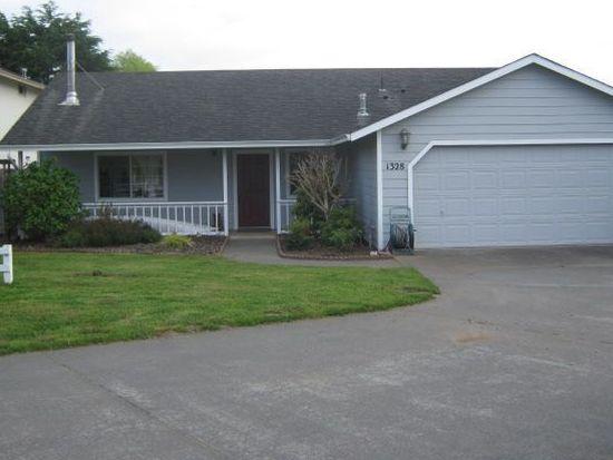 1328 School Rd, Mckinleyville, CA 95519