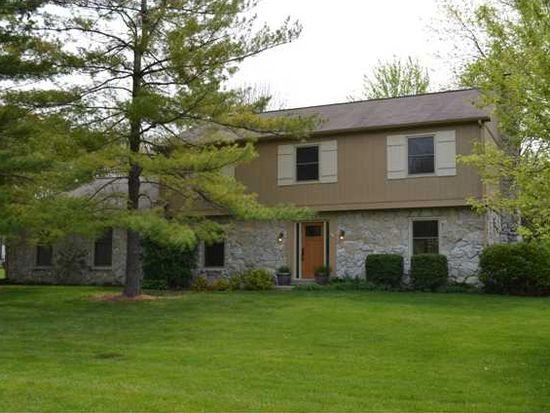 8341 Castlebrook Dr, Indianapolis, IN 46256
