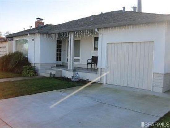 311 N Kingston St, San Mateo, CA 94401