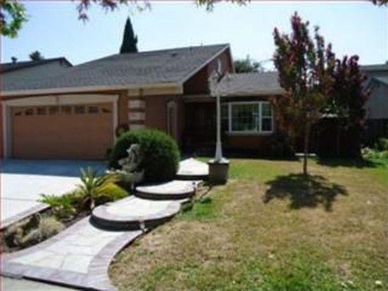 1202 Burdett Way, Milpitas, CA 95035