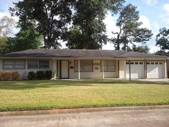 4745 Ebonwood Ln, Beaumont, TX 77706