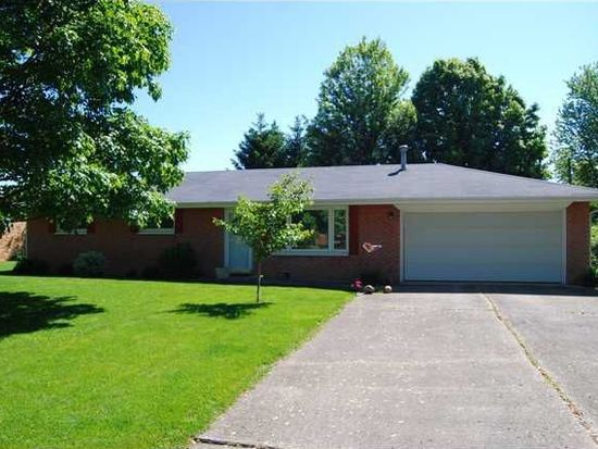 3714 Church Dr, Anderson, IN 46013
