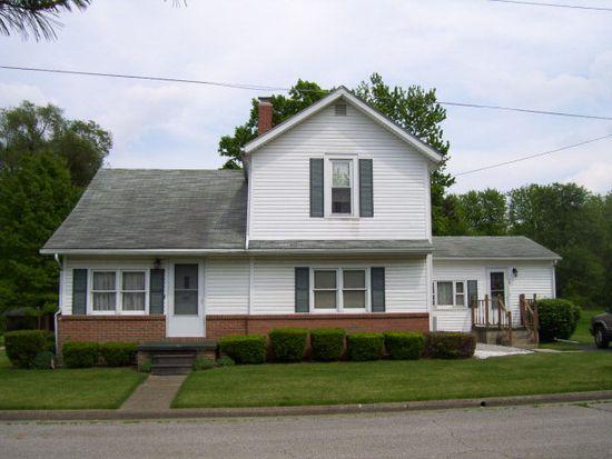 819 N Crestline St, Crestline, OH 44827