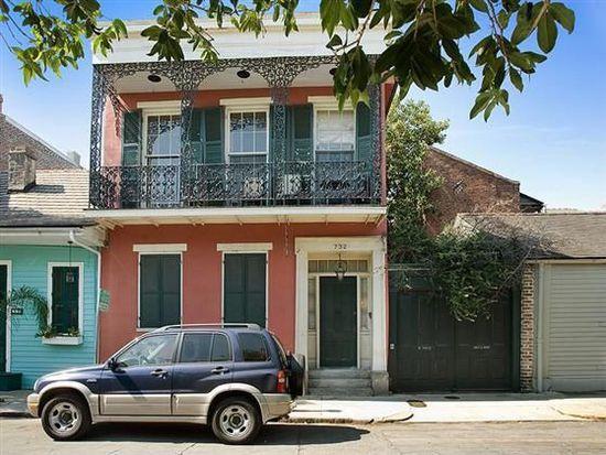 732 Gov Nicholls St, New Orleans, LA 70116