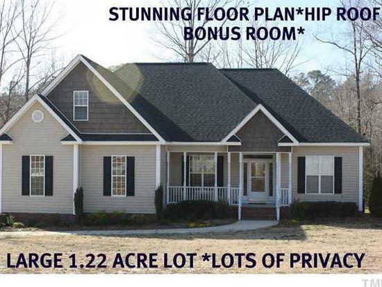 349 Landview Dr, Four Oaks, NC 27524