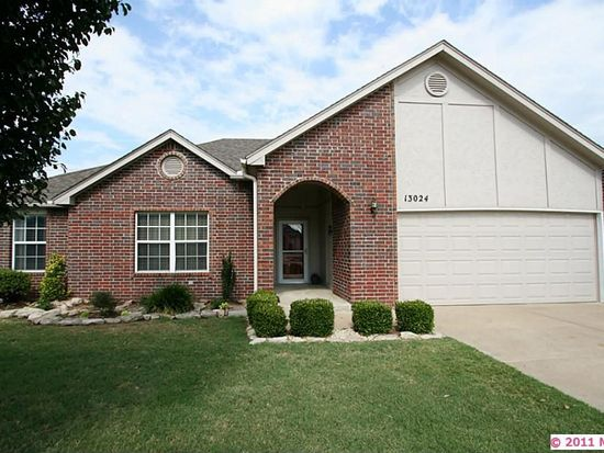 13024 N 130th East Ave, Collinsville, OK 74021