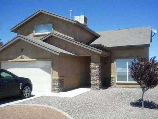 6304 Jerry Turner, El Paso, TX 79932
