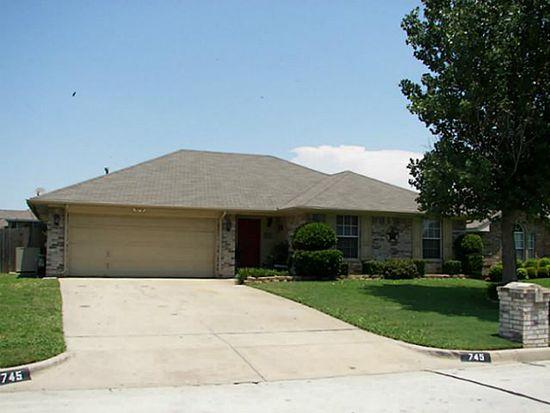745 Windridge Ln, Burleson, TX 76028