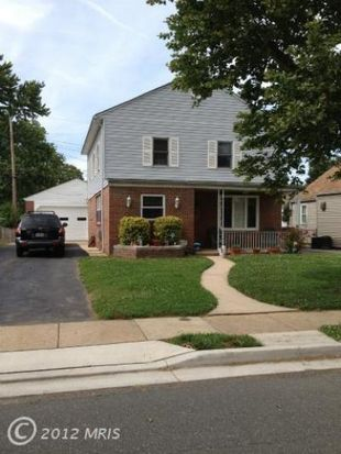8204 Cornwall Rd, Baltimore, MD 21222