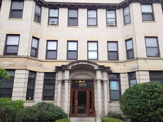 1874 Commonwealth Ave APT 1, Boston, MA 02135