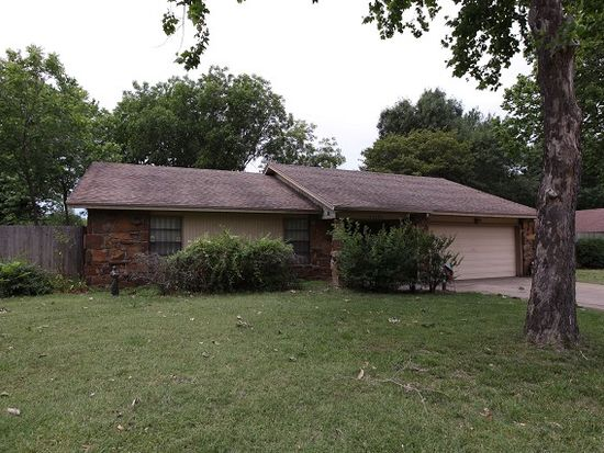 13658 S 285th East Ave, Coweta, OK 74429