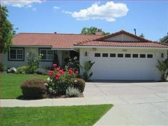 240 More Ave, Los Gatos, CA 95032