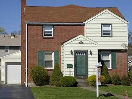 620 Wengler Ave, Sharon, PA 16146
