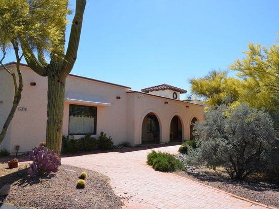 817 E Placita De Roberta, Tucson, AZ 85718