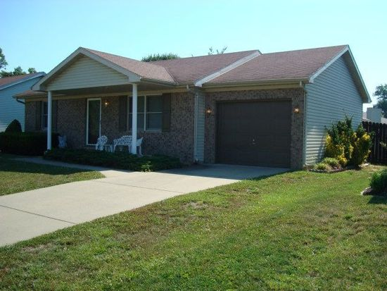 2512 S Norman Ave, Evansville, IN 47714