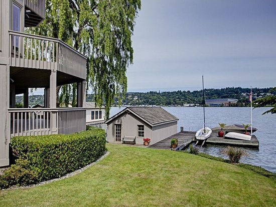 7422 E Mercer Way, Mercer Island, WA 98040