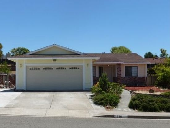 391 Clydesdale Dr, Vallejo, CA 94591