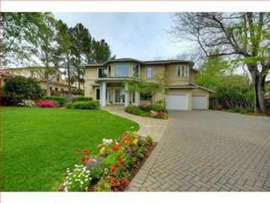 17680 Daves Ave, Monte Sereno, CA 95030