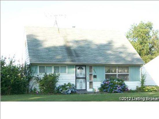 4922 Bluebird Ave, Lynnview, KY 40213