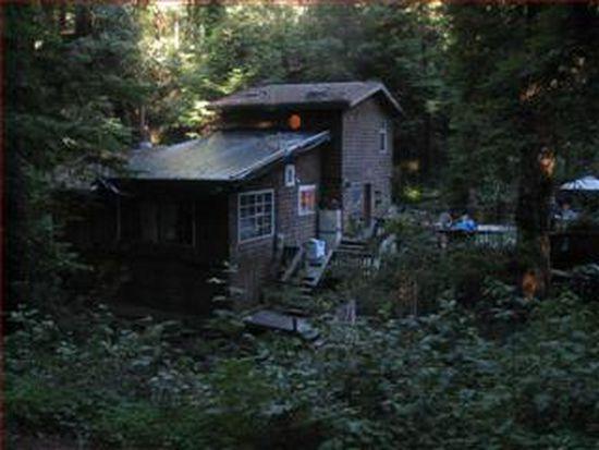 534 Lakeview Dr, Felton, CA 95018