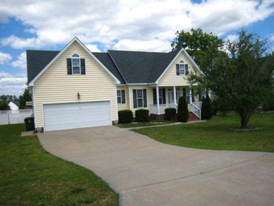 4510 Chippenham Ct N, Wilson, NC 27896