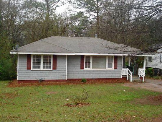 2235 Burroughs Ave SE, Atlanta, GA 30315