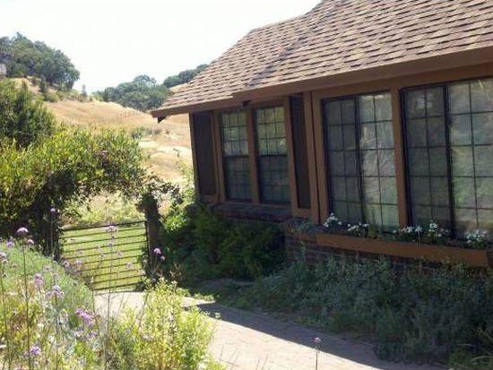 110 Indian Hills Dr, Novato, CA 94949