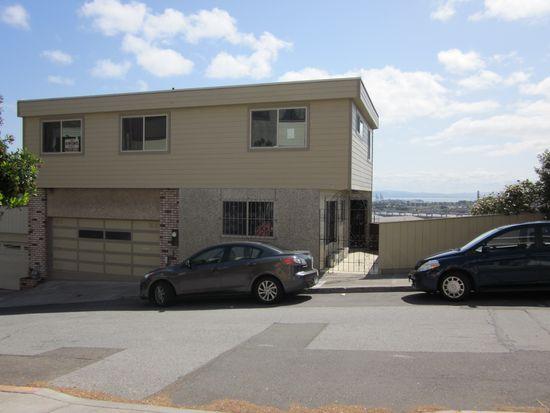 525 Franconia St, San Francisco, CA 94110
