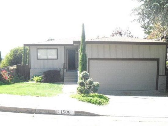 1506 Scenic Ave, Richmond, CA 94805