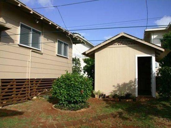 3329 Maunaloa Ave, Honolulu, HI 96816