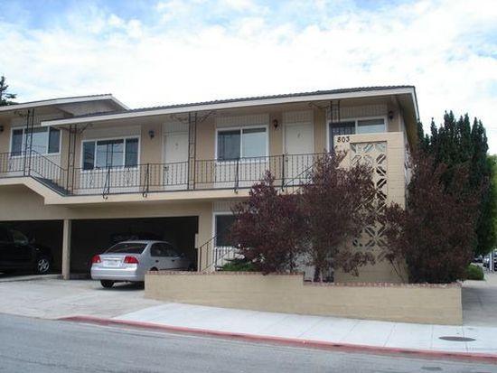 803 Hawthorne St APT 2, Monterey, CA 93940