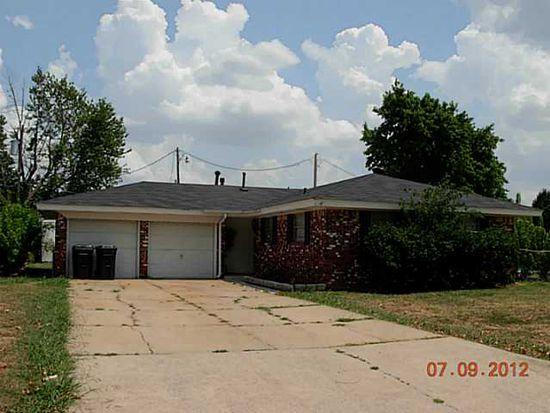 7904 S Sherwood Ave, Oklahoma City, OK 73159