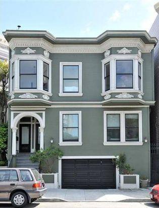 1385-1387 Waller St, San Francisco, CA 94117