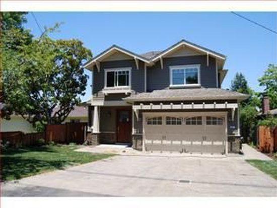 1314 Sherman Ave, Menlo Park, CA 94025