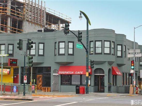 2295 3rd St, San Francisco, CA 94107