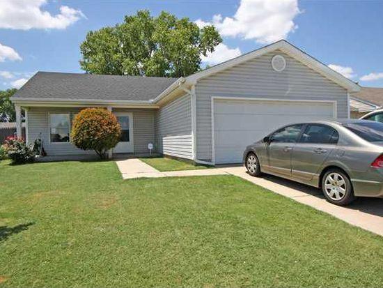 1705 Ginger Ave, Moore, OK 73160