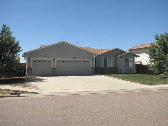 8177 Sedgewick Dr, Colorado Springs, CO 80925