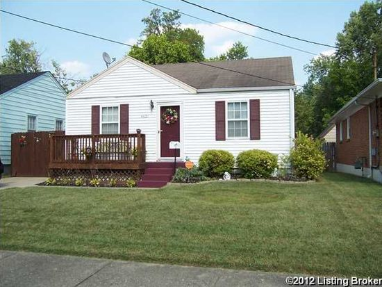 4621 Picadilly Ave, Louisville, KY 40215