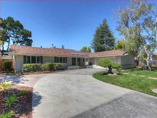 19746 Via Grande Dr, Saratoga, CA 95070