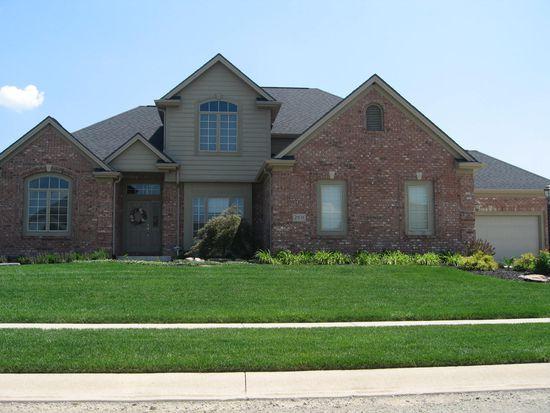 2831 Grey Oaks Blvd, Fort Wayne, IN 46814