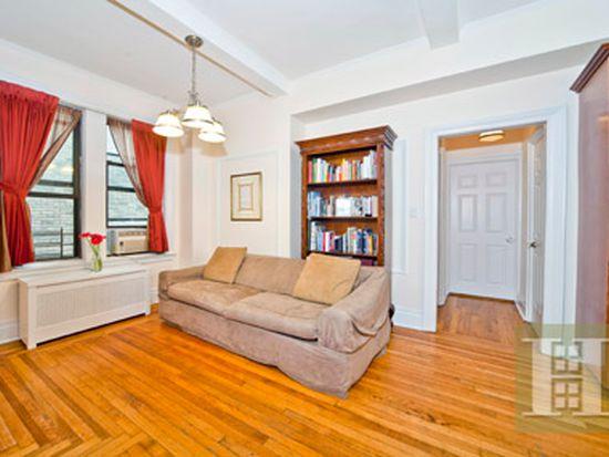 599 W End Ave APT 8B, New York, NY 10024