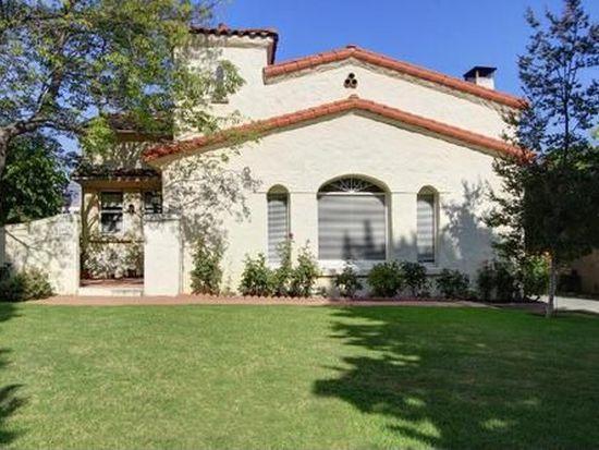 1406 N Sierra Bonita Ave, Pasadena, CA 91104