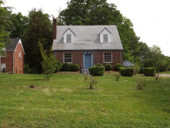 917 Myrtle Rd, Martinsville, VA 24112